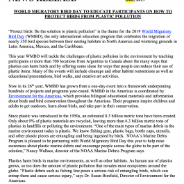 WMBD – Press Release 2019