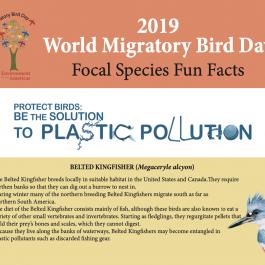 WMBD Species Fact Sheet 2019